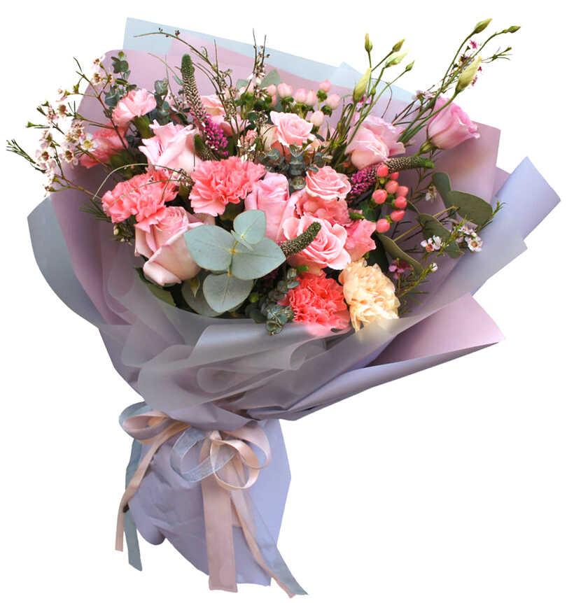 купить красивые цветы с доставкой на дом