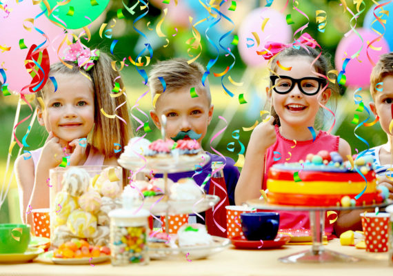 Идеи что подарить девочке на день рождения 8 лет
