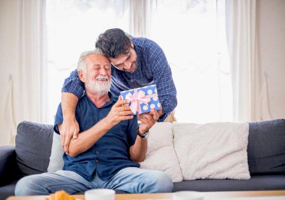 Идеи что подарить дедушке на день рождения